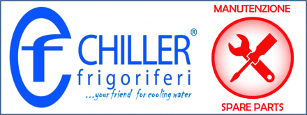 RICAMBI PER CHILLER? - CF Chiller