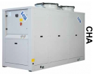 CHA - Air Cooled water Heat Pumps - CF Chiller Frigoriferi srl