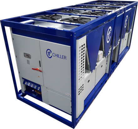 ZCV (screw compressors) - CF Chiller