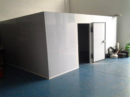 Cella frigorifera abbattitore di temperatura da casa - Abbattitore da casa ...